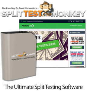 Split Test Monkey Lifetime Full Access By Promote Labs Inc