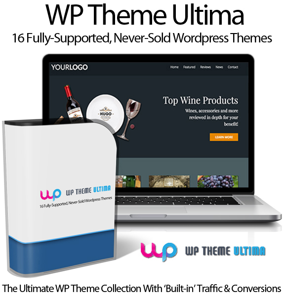 WP Theme Ultima Diamond Nulled Free Download