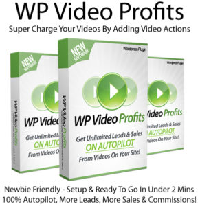 WP Video Profits ELITE Package FREE Download By Ankur Shukla