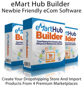 eMart Hub Builder Pro Upgrade Instant Download