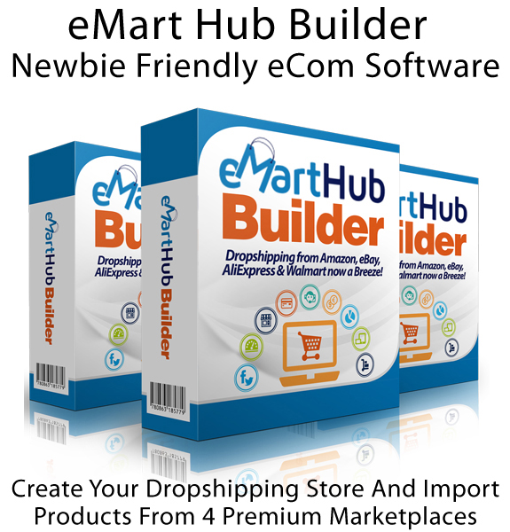 eMart Hub Builder Pro Upgrade Instant Download