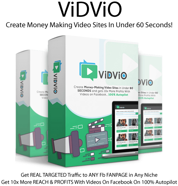 Free Download VidVio WP Plugin NULLED Reseller By Dillon Hendrix