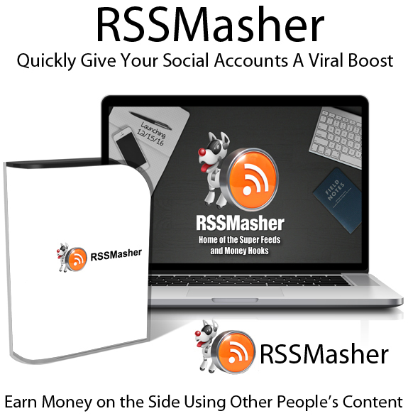 RSSMasher Agency License 100% Free Download Lifetime