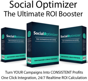 Social Optimizer Pro Package 100% FULL Access By Brad Stephens