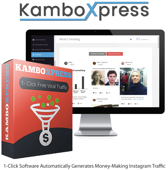 Kamboxpress App Pro By Deni Saputro Instant Download