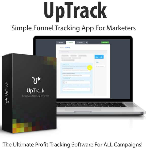 UpTrack App Pro By Alex Costan Instant Download