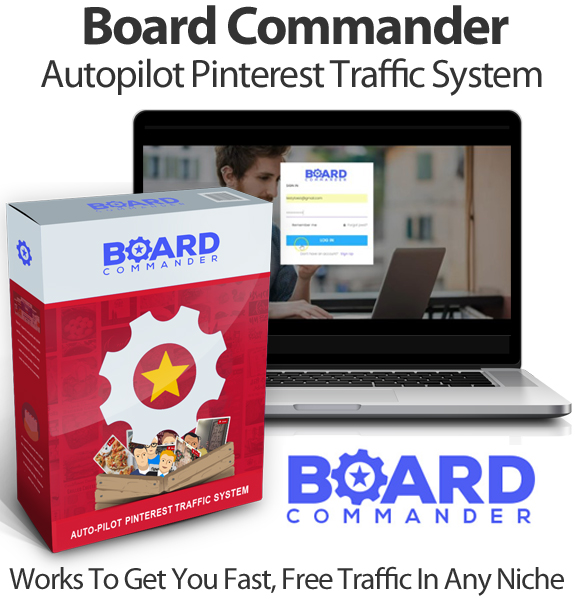 Board Commander Software Unlimited Access By Stefan Ciancio