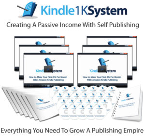 Kindle 1k System Pro Pack By Wesley Atkins Instant Download