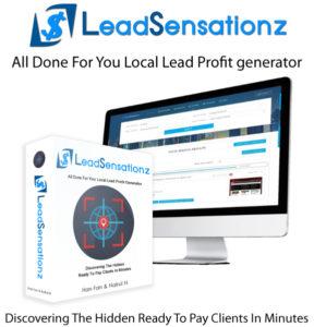Leadsensationz Pro Pack By Han Fan Full Access