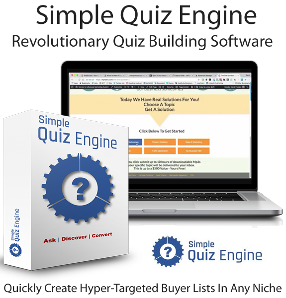 Simple Quiz Engine Developers Instant Download