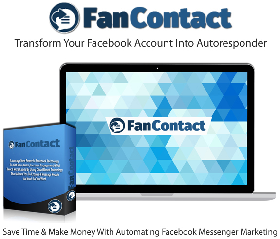 FanContact APP Discount By Andrew Darius Lifetime Access