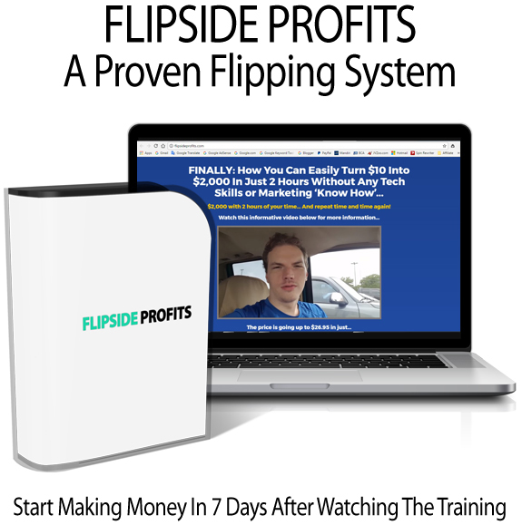 FlipSide Profits Pro Pack Instant Download By Stephen Gilbert