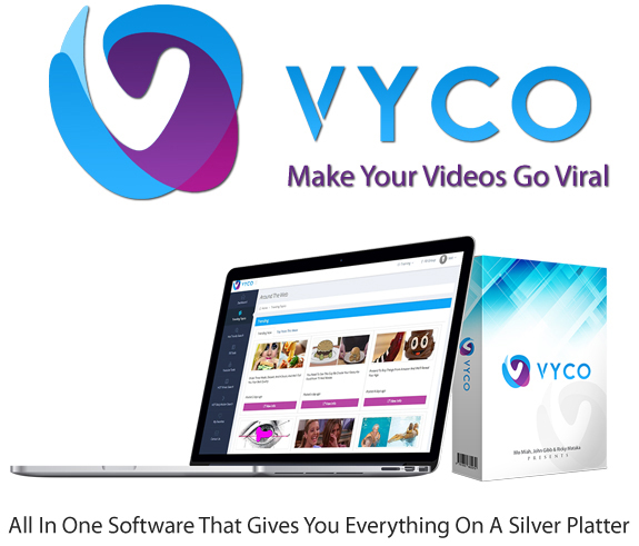 Vyco Viral Traffic App By Ricky Mataka Lifetime Access