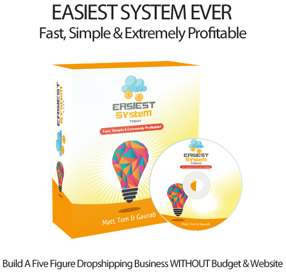 Easiest System Ever Today Instant Download All Module