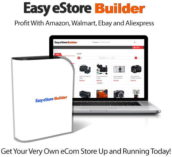 Easy eStore Builder Pro Instant Download By Shane Paxton