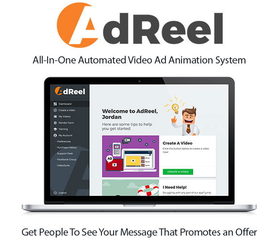 AdReel Software Pro Pack Free Download Unlimited By VideoSuite