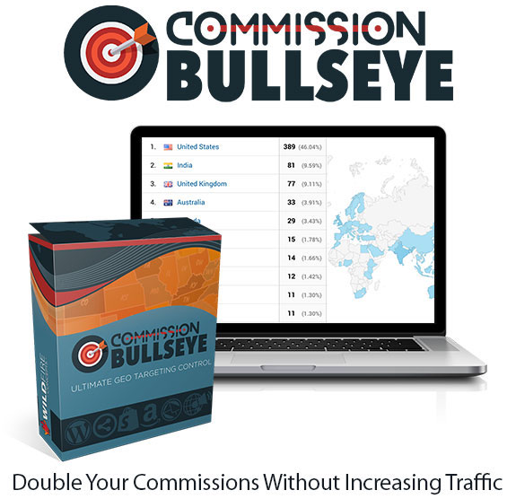 Commission Bullseye WP Plugin Pro Free Download By Cindy Donovan