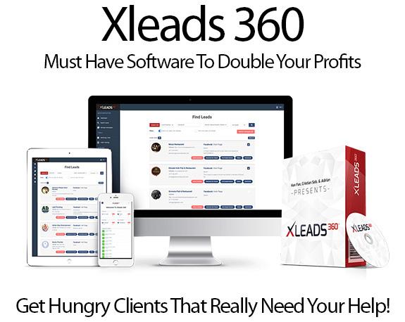 Xleads 360 Software Pro Instant Download By Han Fan