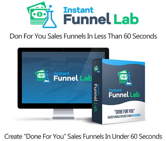 Instant Funnel Lab LITE Instant Download By Glynn Kosky