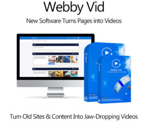 Webby Vid Software Pro License Instant Download By Radu Hahaianu