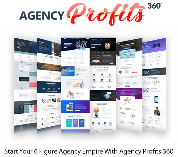 Agency Profits 360 WP Themes Pro Instant Download By Han Fan