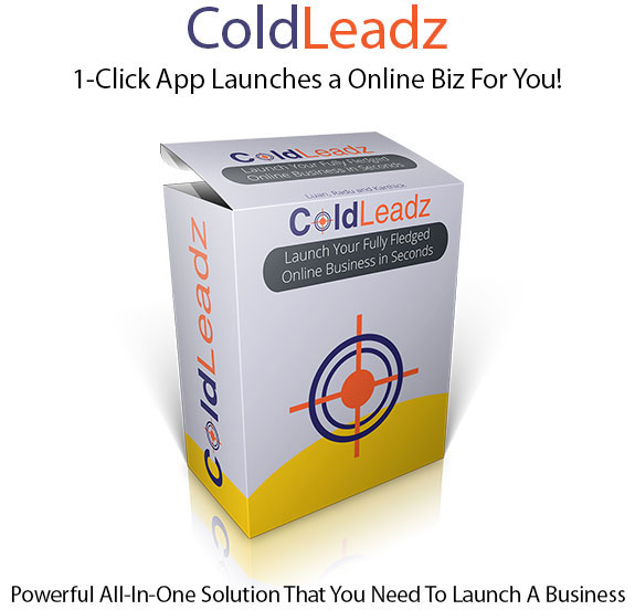 ColdLeadz Software Insant Download Pro Pack By Luan Henrique