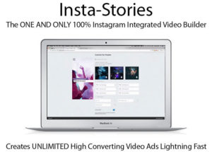Insta-Stories Software PRO Instant Download By Mario Brown
