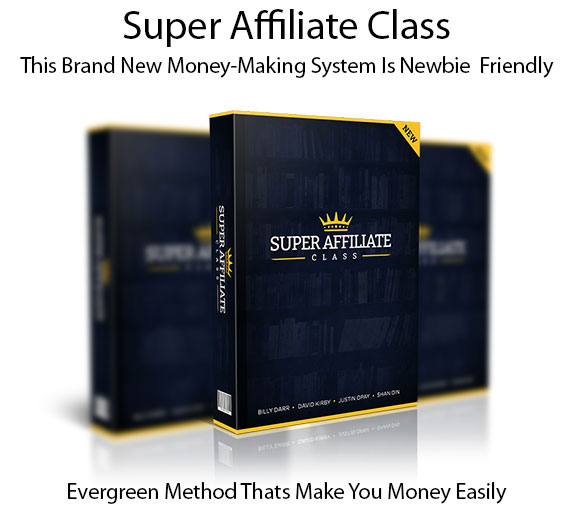 Super Affiliate Class Pro Instant Download By ProfitJackr