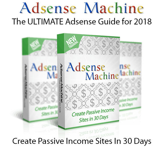 Adsense Machine Pro Pack Instant Download By Ankur Shukla
