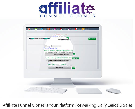 Affiliate Funnel Clones Software Instant Download By Alan Magliocca