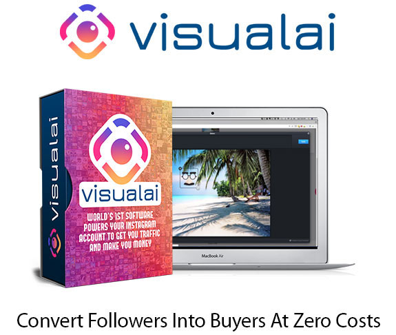 Visualai Software Commercial Instant Download By Mario Brown