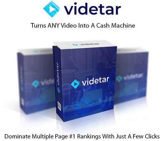 Videtar Software Pro License Instant Download By Andrew Darius