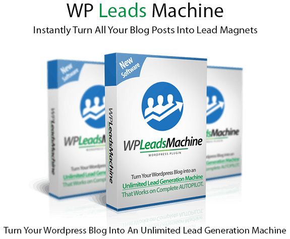 WP Leads Machine GOLD License Instant Download By Ankur Shukla