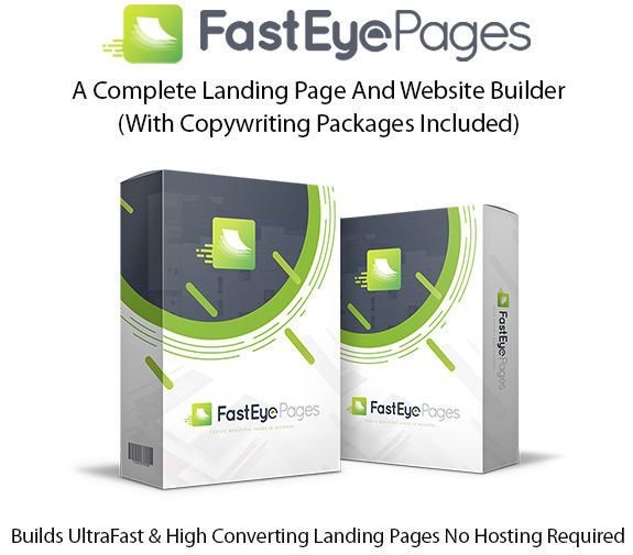FastEye Pages Software Pro Instant Download By Daniel Adetunji