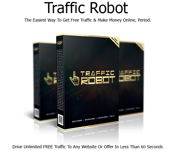Traffic Robot Software Pro License Instant Download By Billy Darr