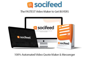 Socifeed Software Instant Download Commercial License By Brett Ingram