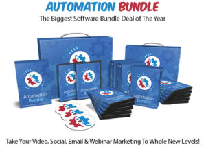 Automation Bundle Software Instant Download Commercial License