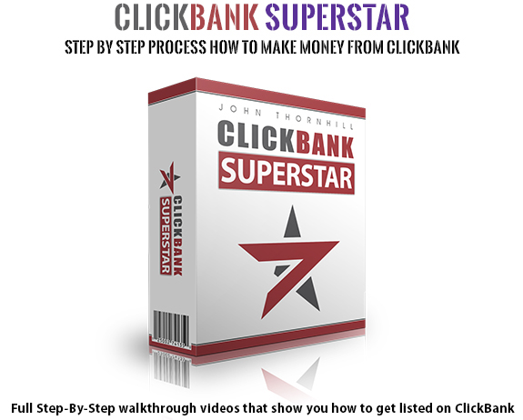 ClickBank Suреrѕtаr Full Aссеѕѕ Prо License By Jоhn Thorhill