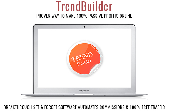 TrendBuilder Software Premium License Instant Download By Ben Carroll