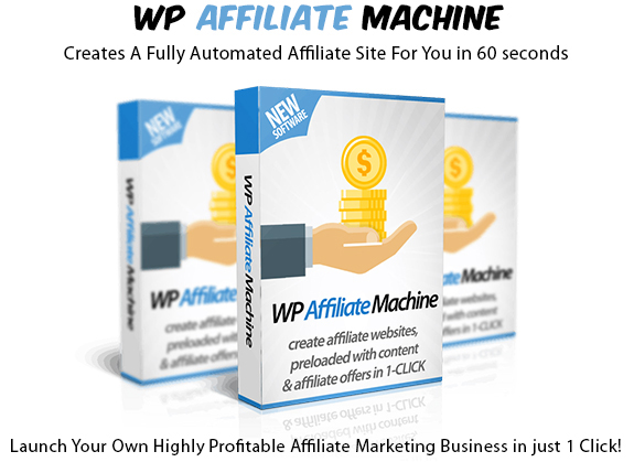 WP Affiliate Machine Software Instant Download Pro License