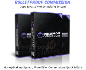 BulletProof Commission Pro Instant Download By Robert Phillips