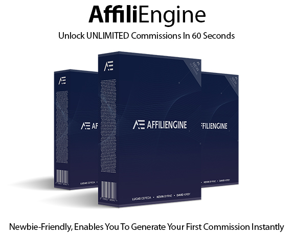 AffiliEngine Software Instant Download Pro License By Lucas Cepeda