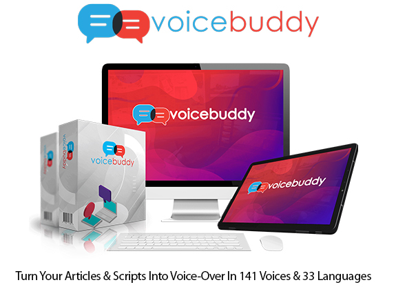 Voice Buddy Software Instant Download Pro License By Ali G