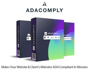 ADA Comply Software Instant Download Pro License By Ifiok Nkem
