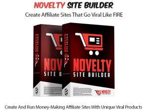 Novelty Site Builder WordPress PLugin Instant Download Pro License