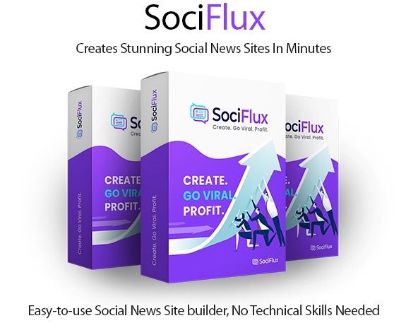 SociFlux Software Pro License Instant Download By Misan Morrison