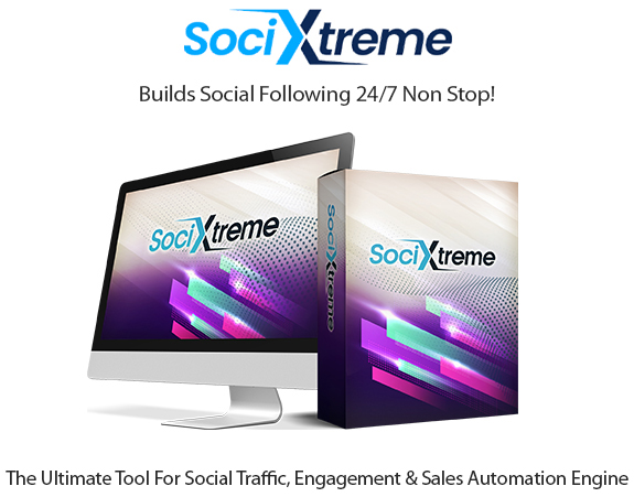 SociXtreme Software Instant Download Pro License By OJ James