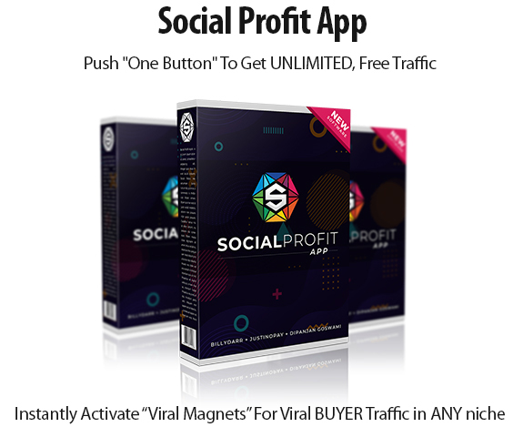 Social Profit App Instant Download Pro License By Billy Darr