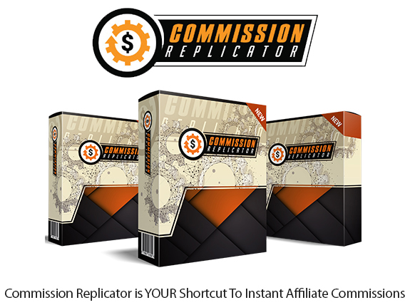 Commission Replicator Software Instant Download By Glynn Kosky