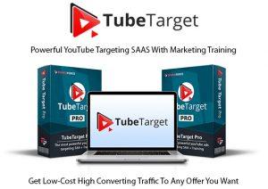 TubeTarget Software Instant Download Pro License By Cyril Gupta